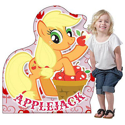APPLEJACK My Little Pony CARDBOARD CUTOUT Standup Standee Poster FREE SHIPPING