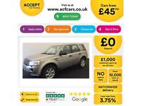 Land Rover Freelander 2 2.2Td4 ( 150bhp ) 4X4 2011MY GS FROM £45 PER WEEK!