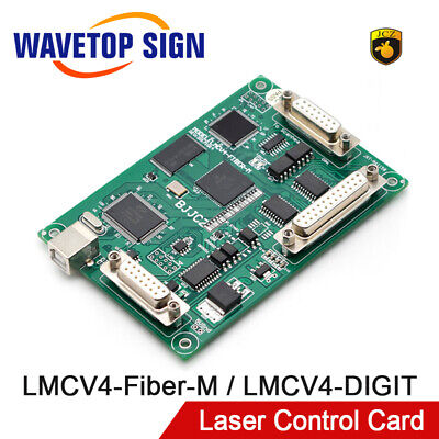 Jcz Fiber Co2 Laser Control Card Lmcv4 Ezcard For Fiber Mark Ipg Raycus Max
