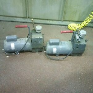 2 General Electric pumps $120 for both
