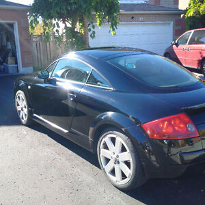 2003 Audi TT 225 HP Coupe (2 door)
