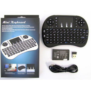 Android Remote Keyboard TV Box 4K MXV KII M8 M9 T8 X96 V88 MINIX