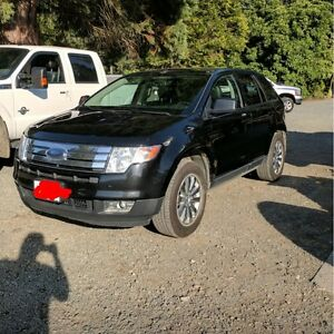 2007 Ford Edge SEL PLUS AWD SUV, Crossover