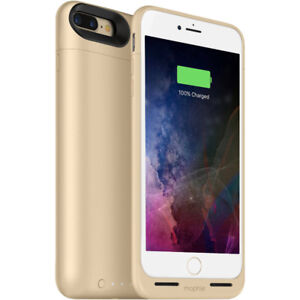 BNIB Mophie juice pack air gold iPhone 8 Plus and iPhone 7