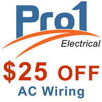 Pro1 Electrical - $25 off Air Conditioner Summer Special