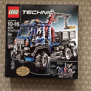 Lego 8273  Technic Off Road Truck Edmonton Edmonton Area image 1