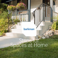 Replace Old Steps with Barkman - Full Service Demo and Install
