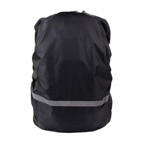 Waterproof Camping Rucksack Backpack Rain Cover Raincoat Ref