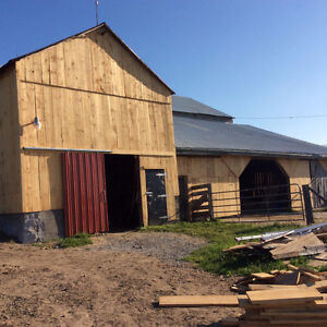 BARN RENOVATIONS AND PAINTING 45 YRS EXP. Belleville Belleville Area image 3