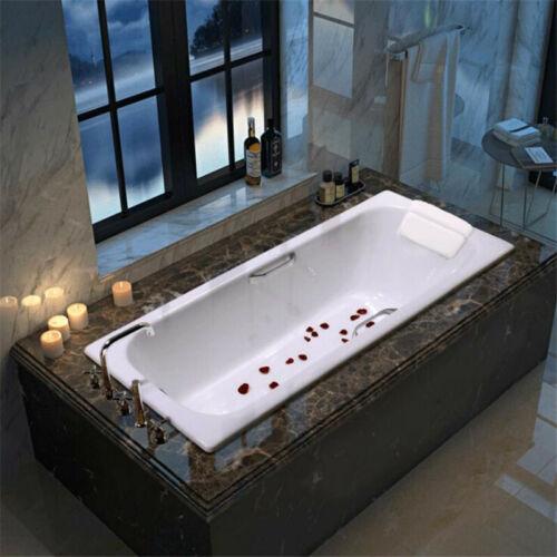 Luxury Waterproof Home Spa Bath Pillow Non-Slip Comfort Bath