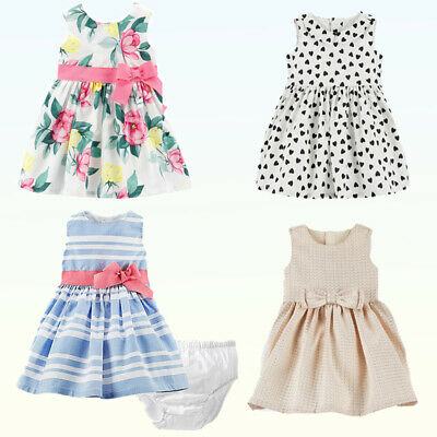 Baby Girls Dress & Bloomers Carter's