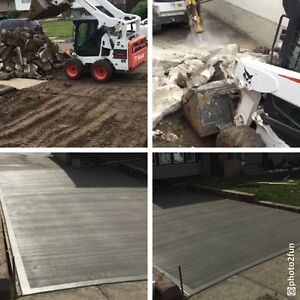 Experienced & Quality Concrete Services/Snow Removal-Free Quotes Strathcona County Edmonton Area image 2