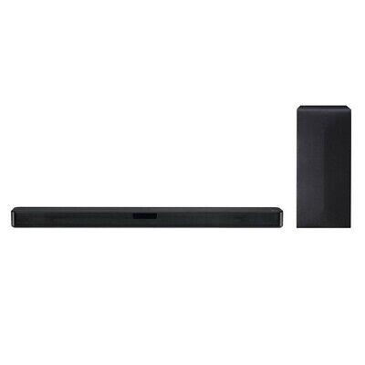 Barra de sonido LG SN4 2.1 Bluetooth 300W