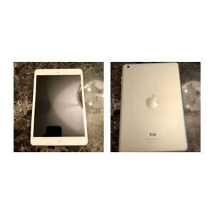 Apple iPad mini 2 Retina 7.9 / 128GB / Wi-Fi / Silver / FREE