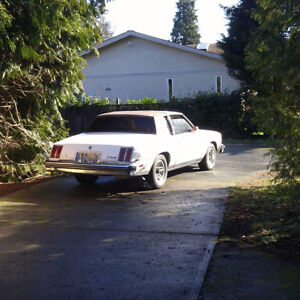 1979 cutlass supreme up for the taking
