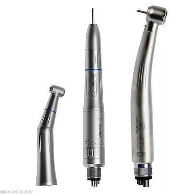 Dental Low Speed Contra Angle Handpiece Kit For Kavo E Generator Led Turbine