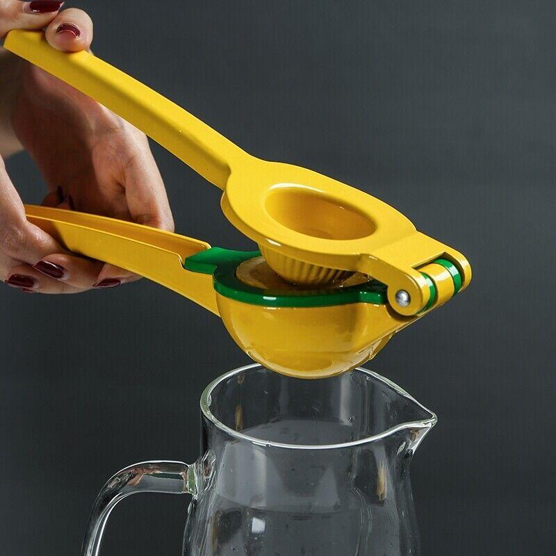 Lemon Squeezer Lime Juicer Clip Fruit Orange Citrus Manual S