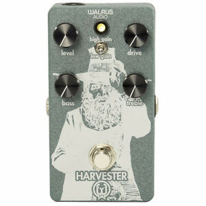 Walrus Audio Harvester Limited Edition Overdrive