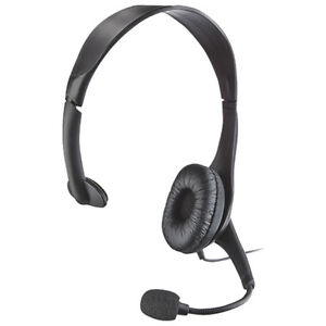 Set of 2x Insignia Headset With Microphone (NS-PAH5101-C) - NEW