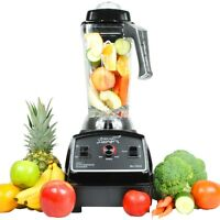NEW High End 3HP Commercial Home Smoothie Blender Like Vitamix
