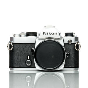 Nikon FM 35mm Film Camera