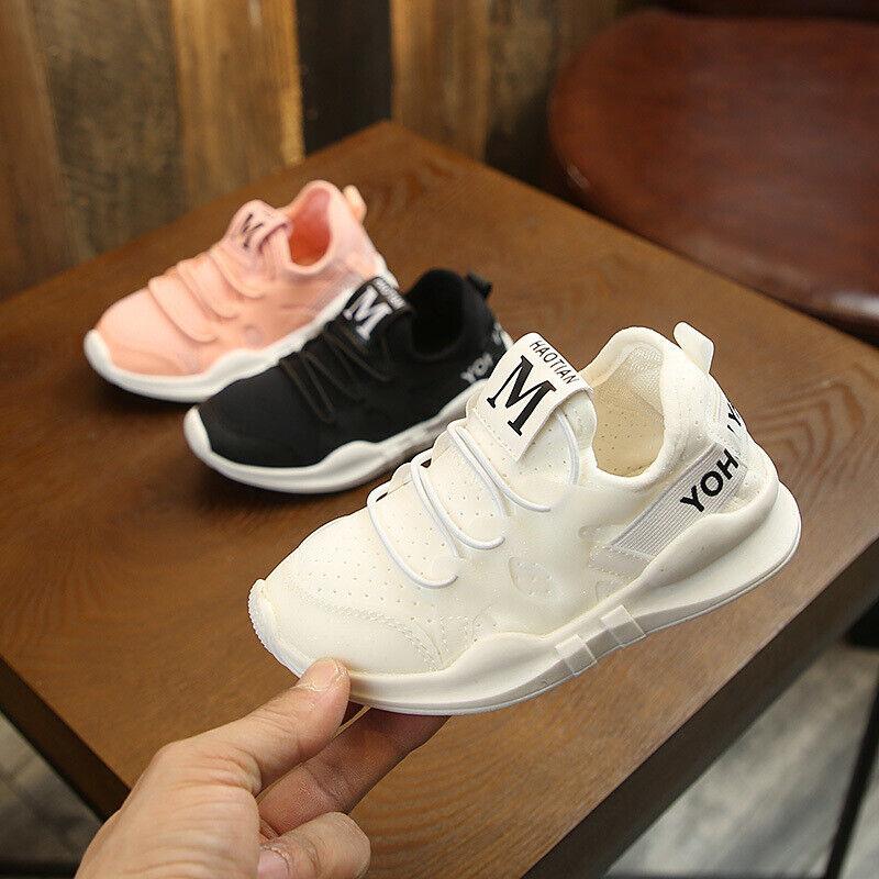 Neu Kinderschuhe Mädchen Jungen Kinder Schuhe Sportschuhe Sneakers Gr. 21-36