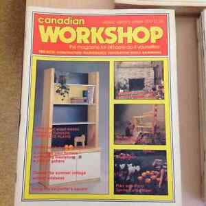 Canadian Workshop first 5 years