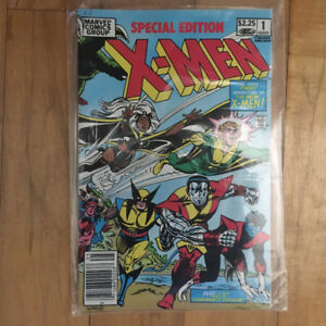 Special Edition X-Men (Marvel Comics) One shot issue
