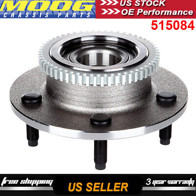 MOOG NEW Front Wheel Bearing Hub & Assembly for 2000 - 2001 Dodge Ram 1500 - 2WD
