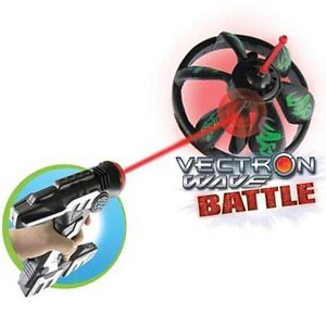 NEW:Air Hogs R/C Interactive Laser Game Vectron Wave Battle-$25