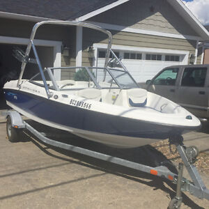 Bayliner 175 with extras