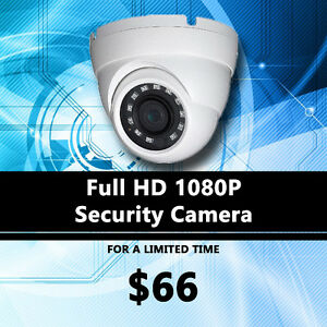 Full HD 1080P Security Camera