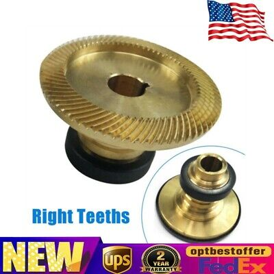 Milling Machine Accessory Servo Power Feed Brass Cnc Mill Gear Right Modle Teeth