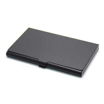 4x Simple Aluminum Alloy Credit Card Case Wallet Business Holder Slim Purse Box