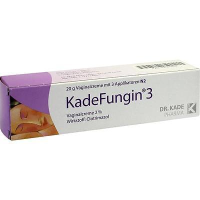 KADEFUNGIN 3 Vaginalcreme   20 g   PZN 3767802