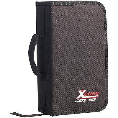 Dvdtaschen: CD/DVD/BD-Tasche für 120 CD/DVD/BDs (CD Hüllen)