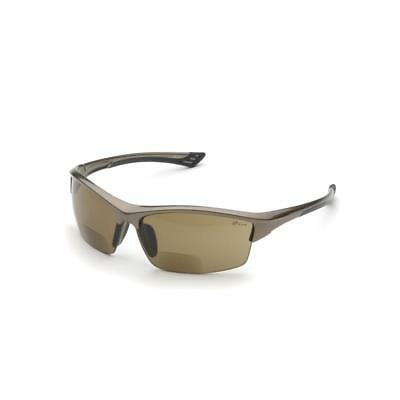 Elvex Rx-350 1.5 Bifocal Safety Glasses With Brownlens Rx-350br-15