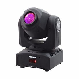 Pair of Equinox Fusion Spot Max II Moving Heads