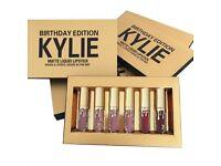 Kylie Birthday Lipset