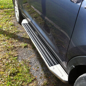 Running Boards from 2012 Kia Sportage