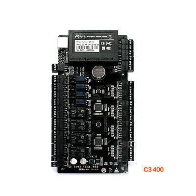 Zksoftware 4 Door 4 Readers Tcpip Rs485 Access Control Panel Board C3-400