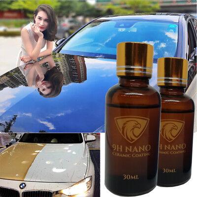 9H Liquid Nano Ceramic Car Glass Coating Super Hydrophobic Anti Scratch Polish/, used for sale  Shipping to Canada
