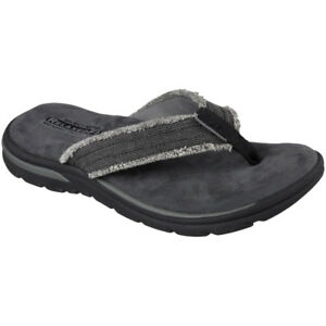 Skechers Men's Supreme Bosnia Sandal Size 9, New