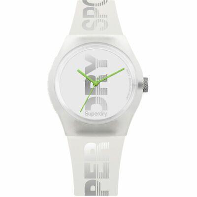 SUPERDRY WATCH - Unisex, Quartz Watch - MODEL SYL189WE - GIFT NEW