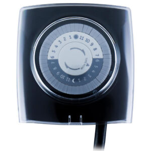DEFIANT Plug-In Extreme Weather Mechanical Timer