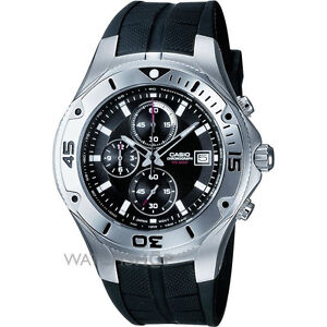 Casio MTD-1057-1AVES Mens Resin Strap Analogue Watch