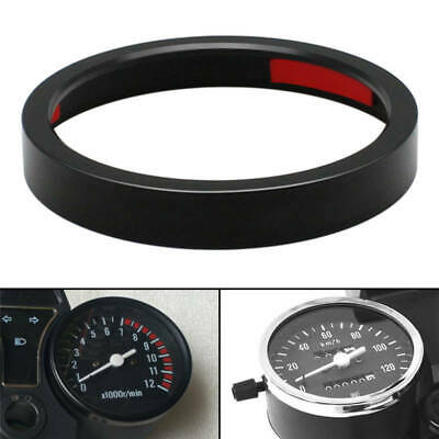 for Dyna Motorcycle Instrument Gauge Trim Kit Speedometer Bezel Tachometer Cover