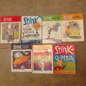 Kid's Chapter Books - several sets