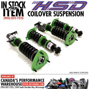 NISSAN SKYLINE GTR BCNR33 - HSD COILOVERS