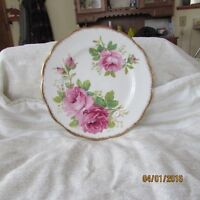 Bread and Butter China Plates